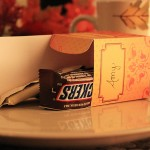 Make a Thanksgiving Favor Box