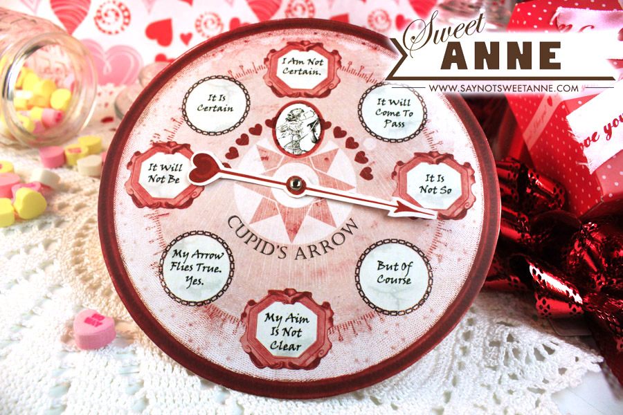 Cupid's Arrow Party Game