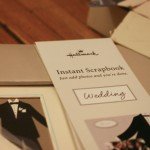 "Notice that this is an ""Instant"" scrapbook. How ironic!"