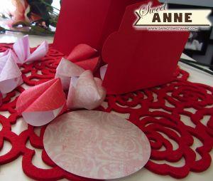 Adorable Printable Fortune Cookies & Box | saynotsweetanne.com | #valentine #love #printable