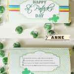 Simple and Sweet St. Patty's Day Treat! [Free Printable]