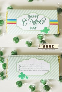 Simple and Sweet St Patty's Day Treat!