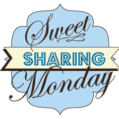 Sweet Sharing Monday Link Party