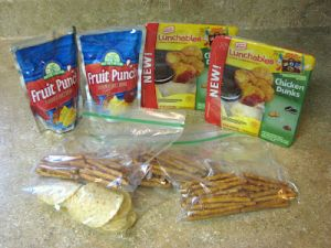 save money on road trips cheap snacks