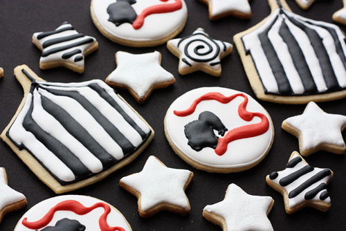 The night circus Cookies