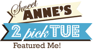 Sweet Anne Designs – 2 Pick Tuesday