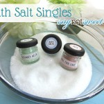 Single Serving Bath Salts