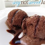 Low Fat Brownie Batter Ice Cream
