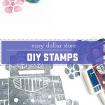 $1 DIY Stamps!