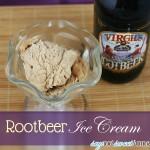 Rootbeer Ice Cream [Recipe]