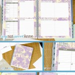 The Ultimate Blogging Planner - Free Printable by SayNotSweetAnne.com