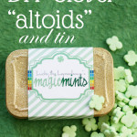 DIY Clover Mints + [Free Printable]