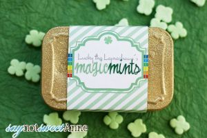 Magic Mints at Saynotsweetanne.com