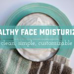 Blow Your Mind Healthy DIY Facial Moisturizer
