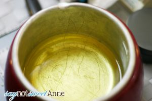 Home made all natural face moisturizer. Anti Acne! Saynotsweetanne.com