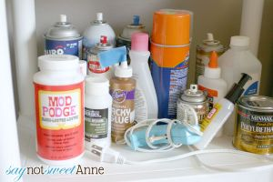 How to organize in 5 east steps. Plus a bonus custom label template!