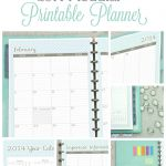 2014 Printable Planner (and a whole lot more!)