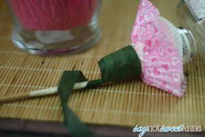 Nail Polish Bouquet - Super cute gift idea for bridal showers, birthdays or just because! | saynotsweetanne.com | #polish #gift #diy