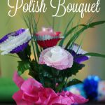 DIY Nail Polish Bouquet