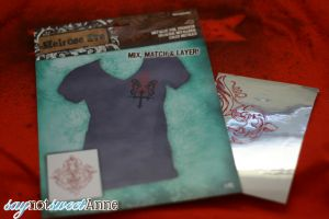 DIY Soft Fabric Transfer - no specialty papers needed! Create soft, flexible transfers with no plastic feeling!   saynotsweetanne.com   #fabric #transfer #diy #apparel