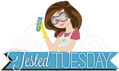 Tested Tuesday on SayNotSweetAnne.com - See product tests, reviews and recommendations!