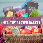 Healthier Easter Basket Alternatives and Printable Cards