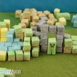 Minecraft Party World-Building Candies