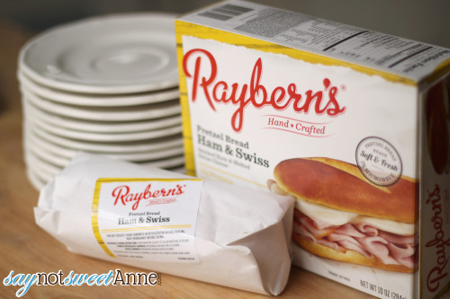 Tested Tuesday: a Review of Raybern's Sandwiches