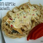 Copy-Cat Tuscan Garlic Chicken