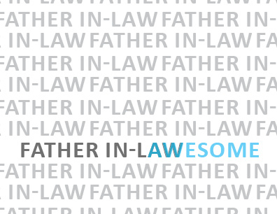 Printable Father-In-Law card! Give this funny card to your FIL for Father's Day, or any day! | saynotsweetanne.com | #fathersday #printable