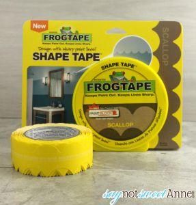 Frog Tape® Shape Tape™