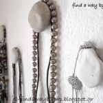 DIY Pebble Hanger by Find a Way  JWP