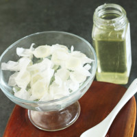 Easy to make Mint and Ginger Candies - Natural soothing flavors great for upset tummies! | saynotsweetanne.com | #diy #candy #flu #sick #sickness