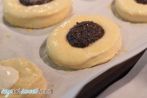 Kolache - Traditional Eastern European Sweet Dough | saynotsweetann.com | #bread #backing #christmas #tradition