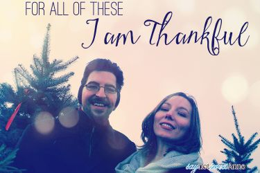 Thankful [Please Do not Pin Photos of my Family]