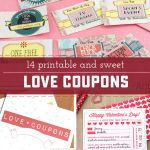 14 Adorable and Unique Printable Love Coupons