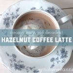 How To Make Hazelnut Mocha Latte For Two