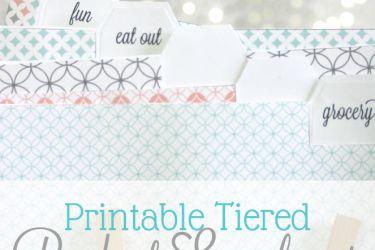 DIY Printable Budget Envelopes   Print, cut and assemble an envelope for every budget!   Saynotsweetanne.com