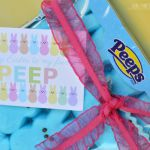 Peeps Printable from Our Thrifty Ideas