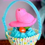 Peeps in a Basket from Mom On Timeout