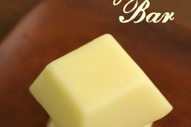 DIY Rustic Massage Bar! Inspired by The Outlander book and TV series. | saynotsweetanne.com