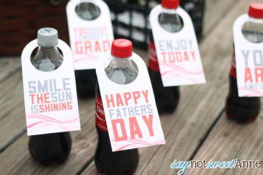 Printable Share A Coke Tags
