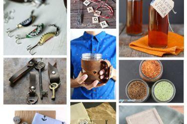 Men's DIY Gift Roundup