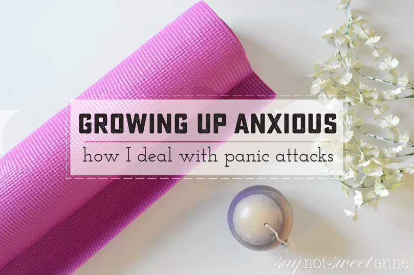 Growing Up Anxious: How I Deal With Panic Attacks