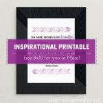 Beautiful Empowering Printable