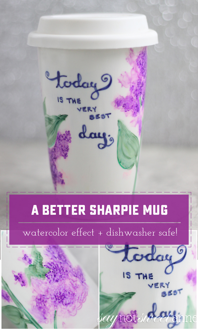 A Better Sharpie Mug Method Sweet Anne Designs
