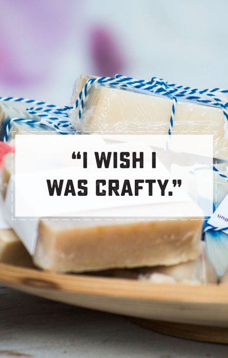 Don't waste another Pinteresting minute doubting yourself. You can be crafty!   saynotsweetanne.com