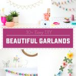 30 DIY Garlands