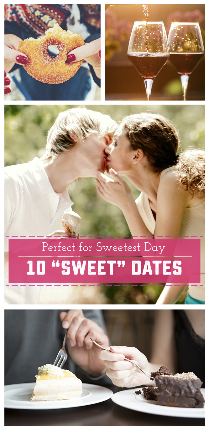Looking for Date Ideas for sweetest day? Try these 10 Sweet Dates! | Saynotsweetanne.com