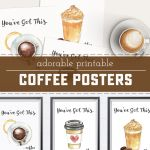 Free Printable Coffee Posters